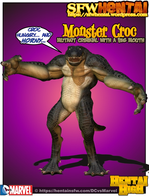 hentai monstercroc marvelcomics dccomics cartoonporn
